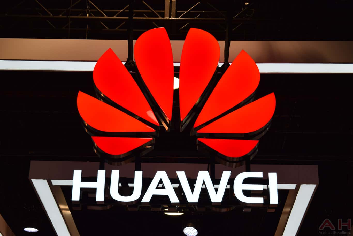 Huawei logo 2018 AM AH 2