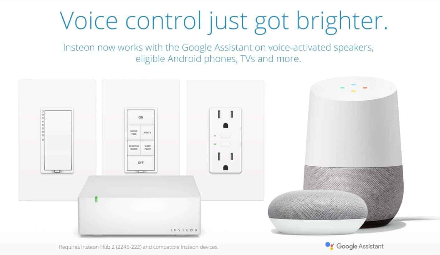 Insteons iot products now compatible with google assistant ces insteons iot products now compatible with google assistant ces 2018 androidheadlines rubansaba