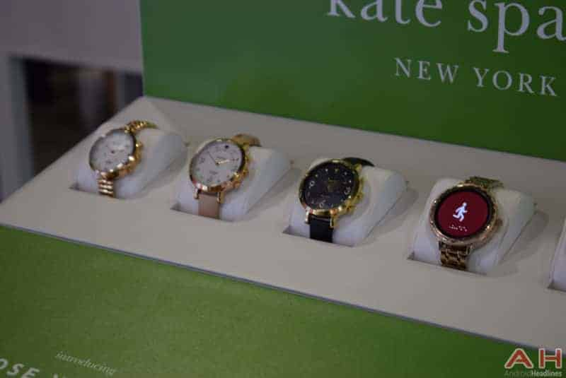 Hands-On: Kate Spade New York Scallop Android Wear ...