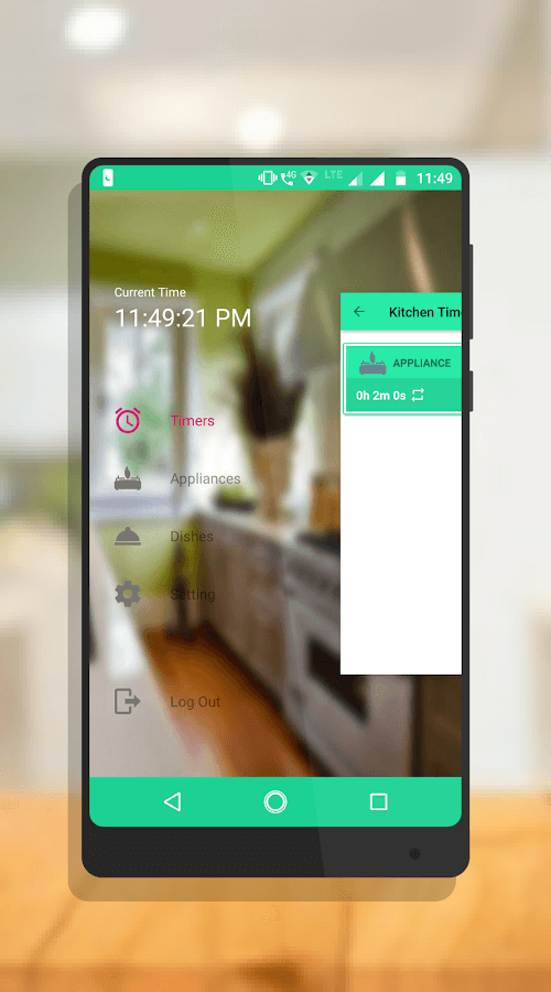 Kitchen Timer Pro app official image 11