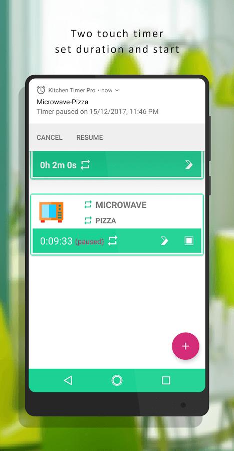 Kitchen Timer Pro app official image 8