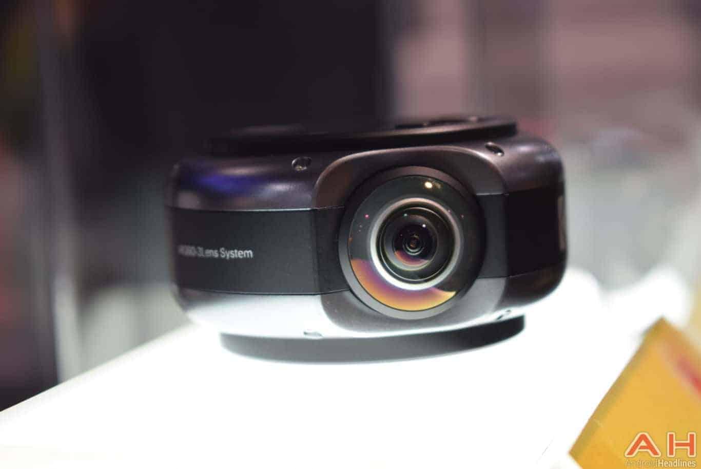 Kodak PIXPRO 360 Pro VR Camera CES 2018 AH 3