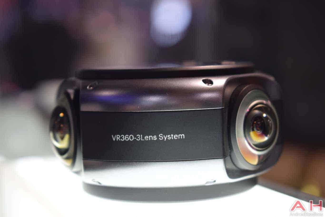 Kodak PIXPRO 360 Pro VR Camera CES 2018 AH 4