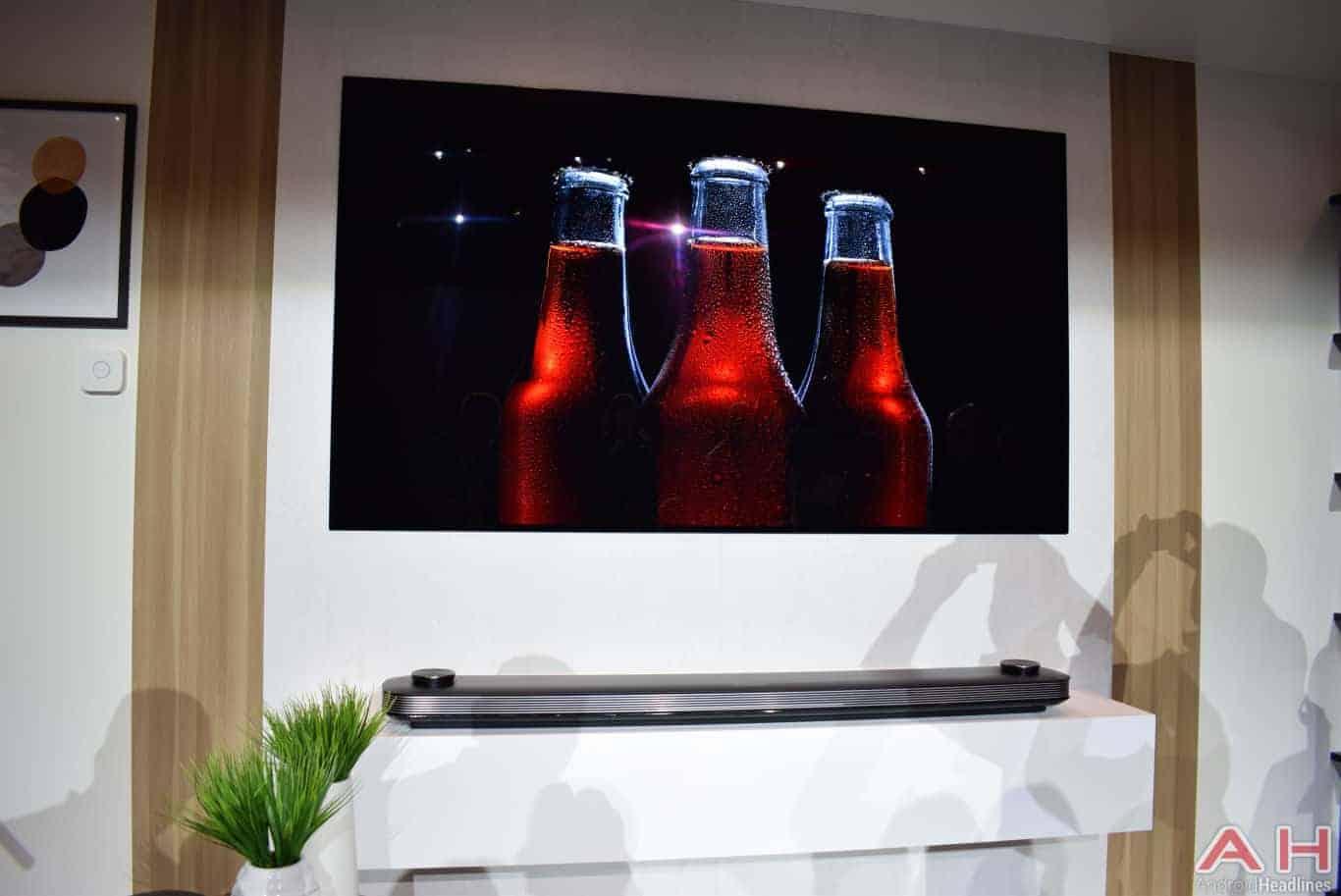 LG CES ThinQ TV AH 1 6