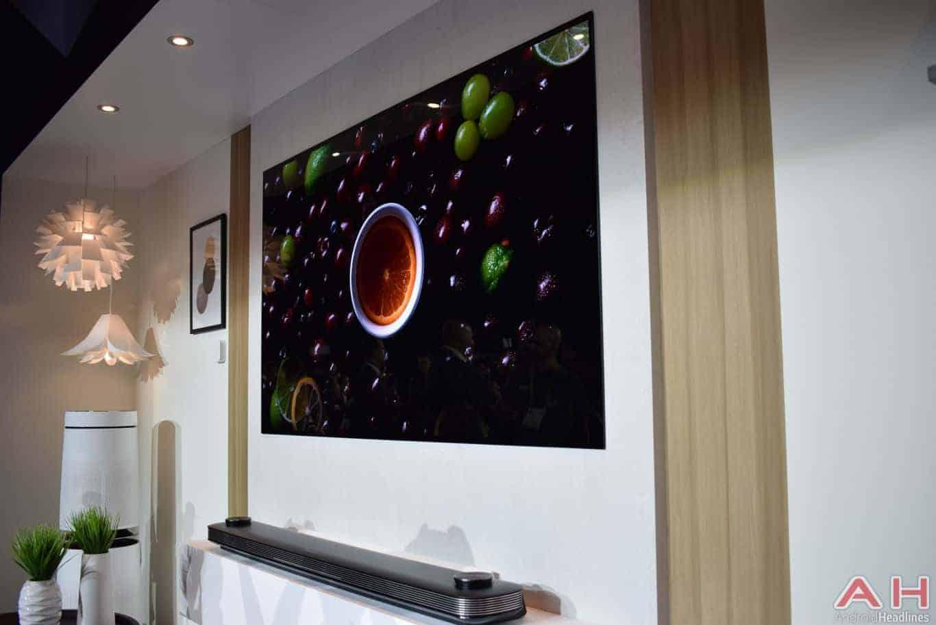 LG CES ThinQ TV AH 1 7