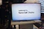 LG Nano Cell TV CES 2018 AH 4