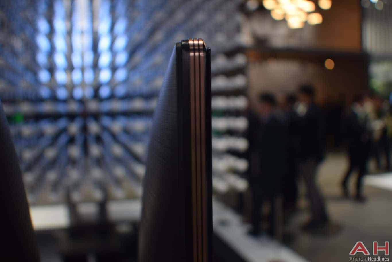LG Nano Cell TV CES 2018 AH 5