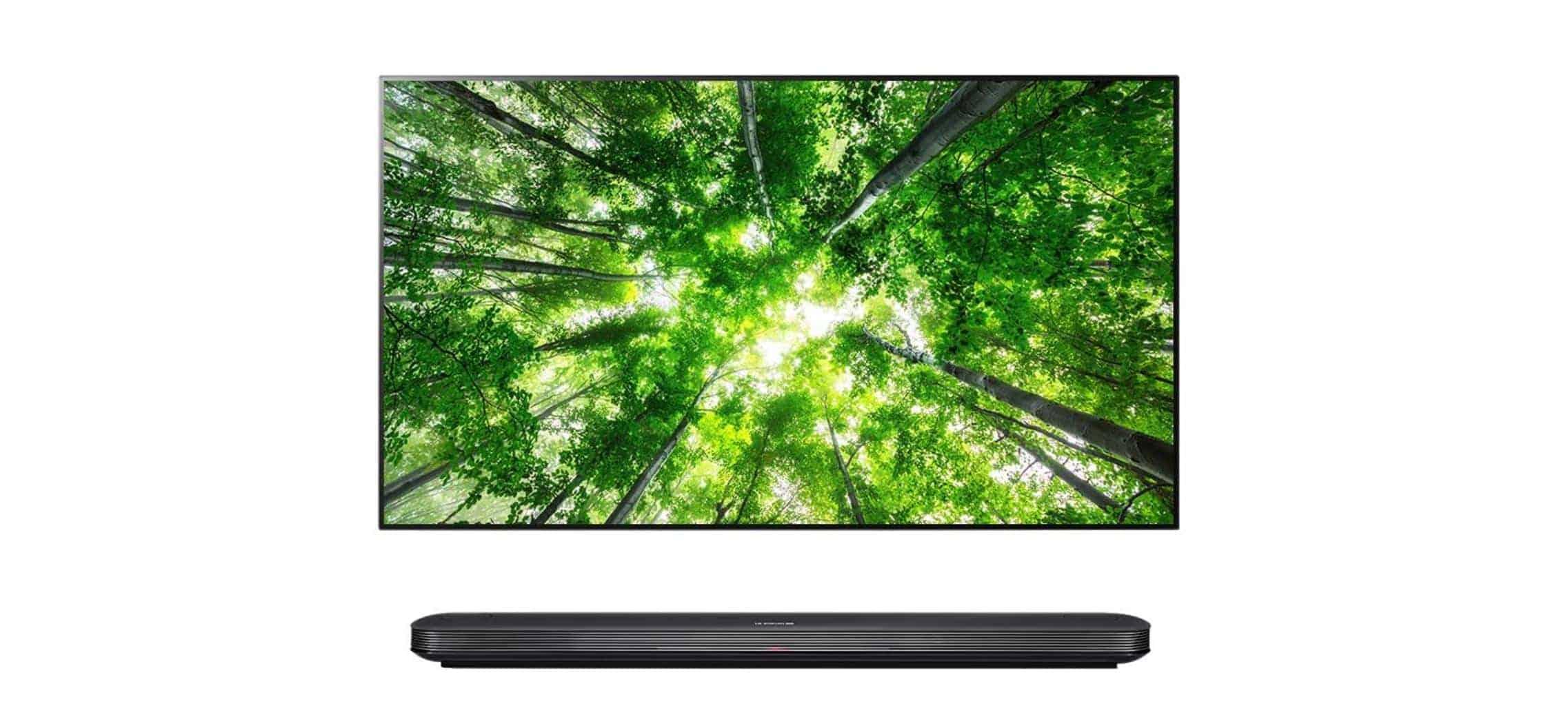 LG Signature OLED TV W8