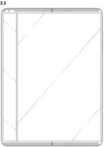 LG folding screen 2 front