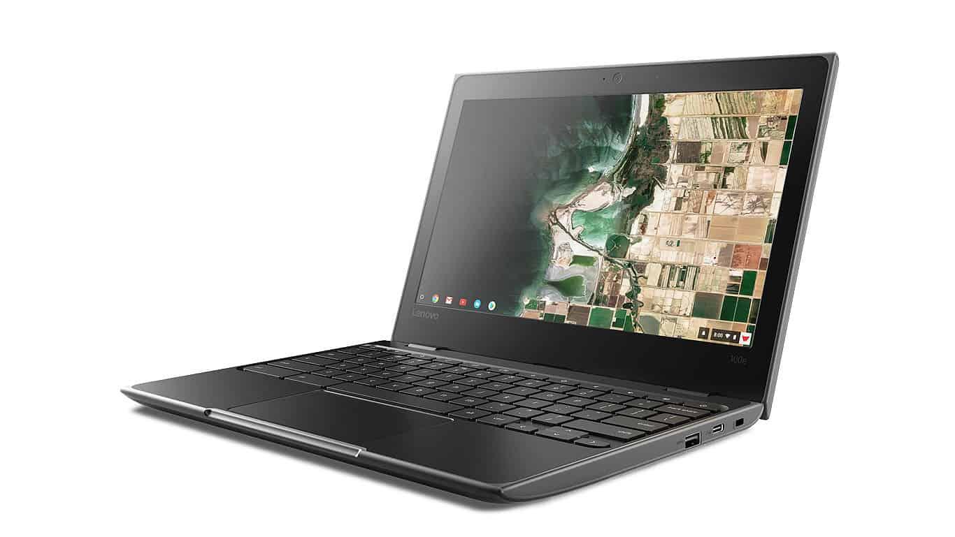 Lenovo 100e Chromebook 8