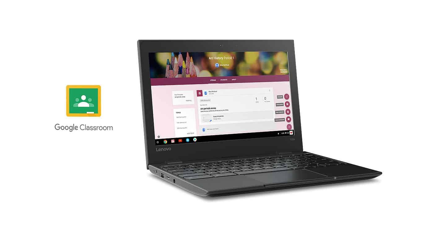 Lenovo 100e Chromebook 9