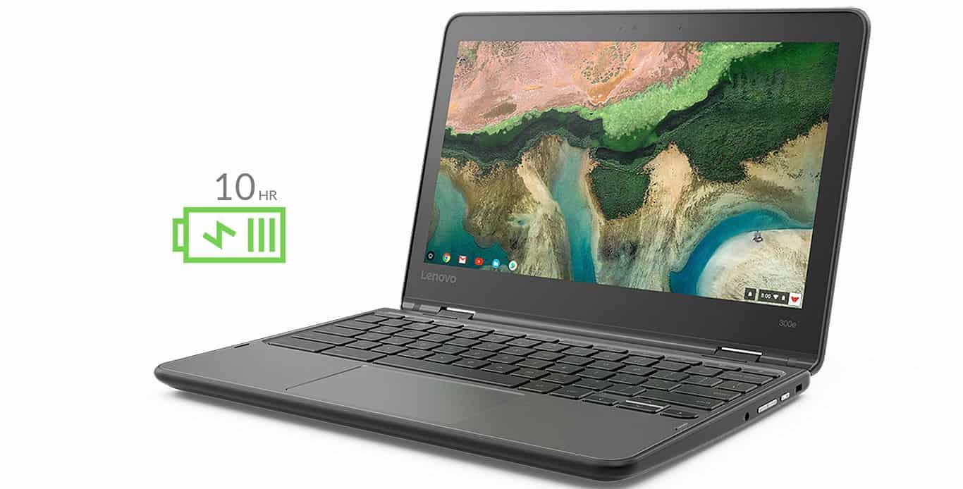 Lenovo 300e Chromebook 19