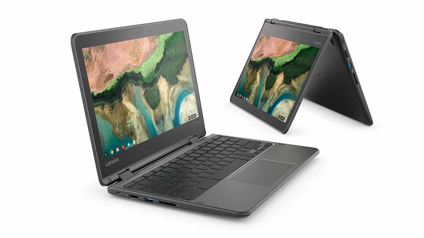 Lenovo 300e Chromebook 5