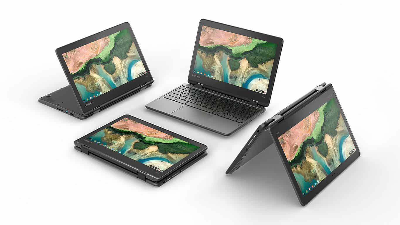 Lenovo 300e Chromebook 6