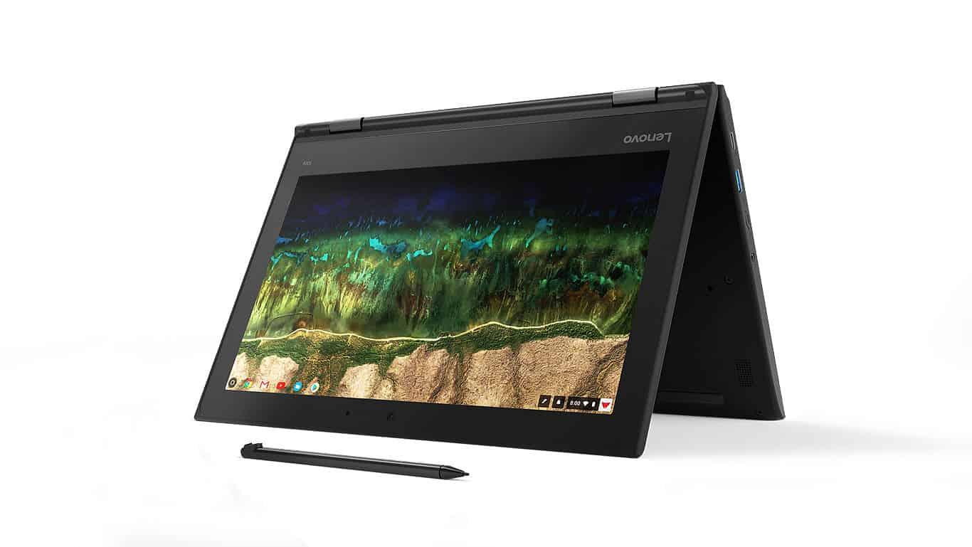 Lenovo 500e Chromebook 21