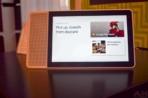 Lenovo Smart Display CES 2018 AM AH 0053