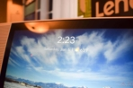 Lenovo Smart Display CES 2018 AM AH 0057