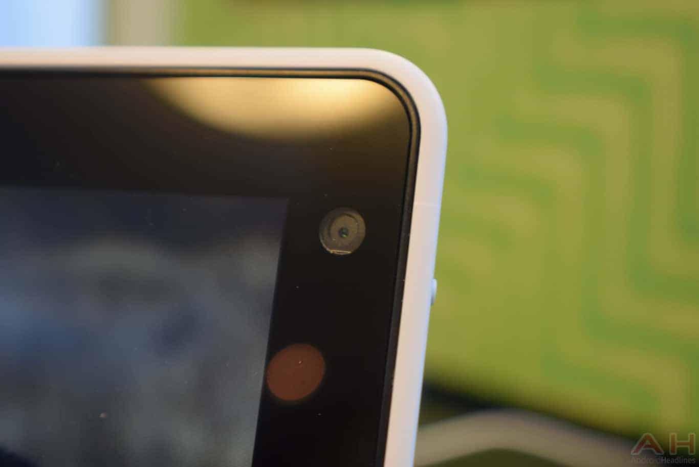 Lenovo Smart Display CES 2018 AM AH 0063