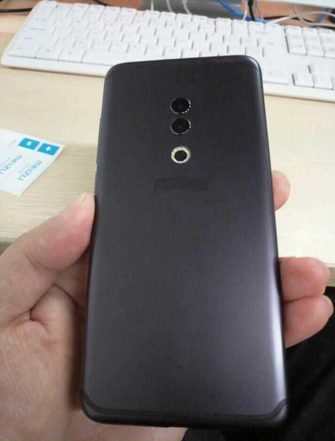 Meizu 15 Plus real life image leak 2
