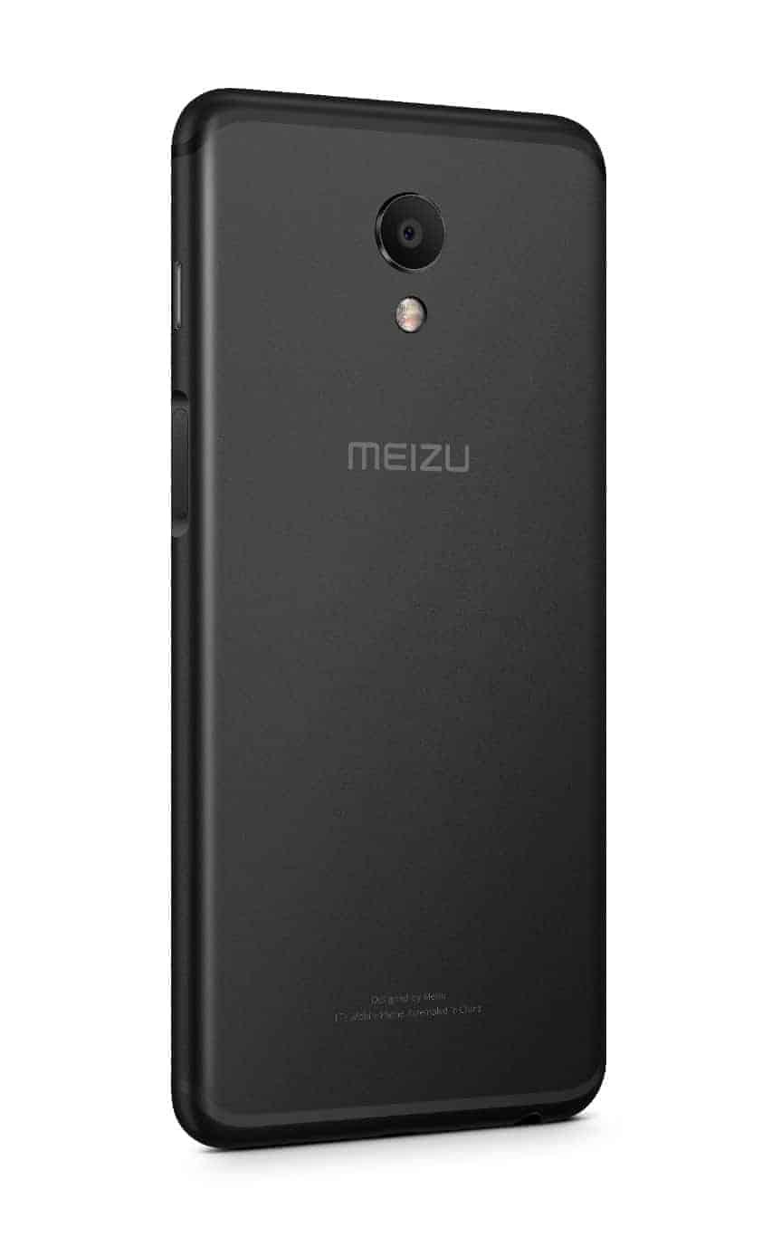 Meizu M6s black 1