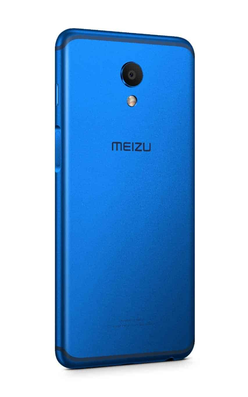 Meizu M6s blue 1
