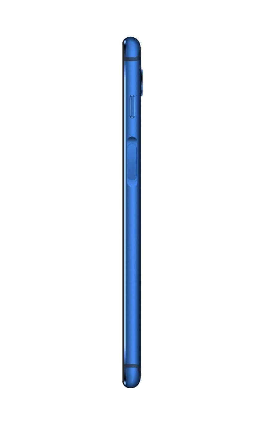 Meizu M6s blue 11