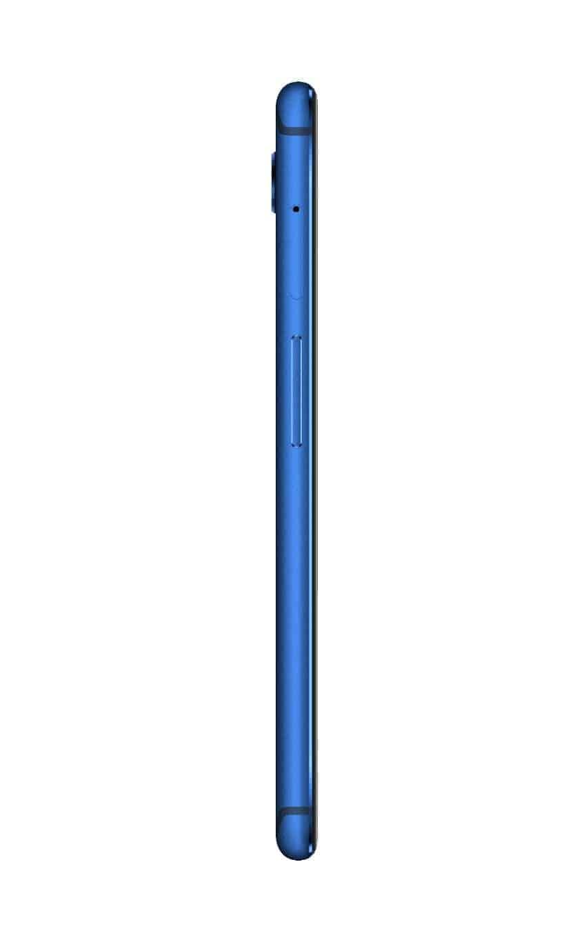 Meizu M6s blue 12
