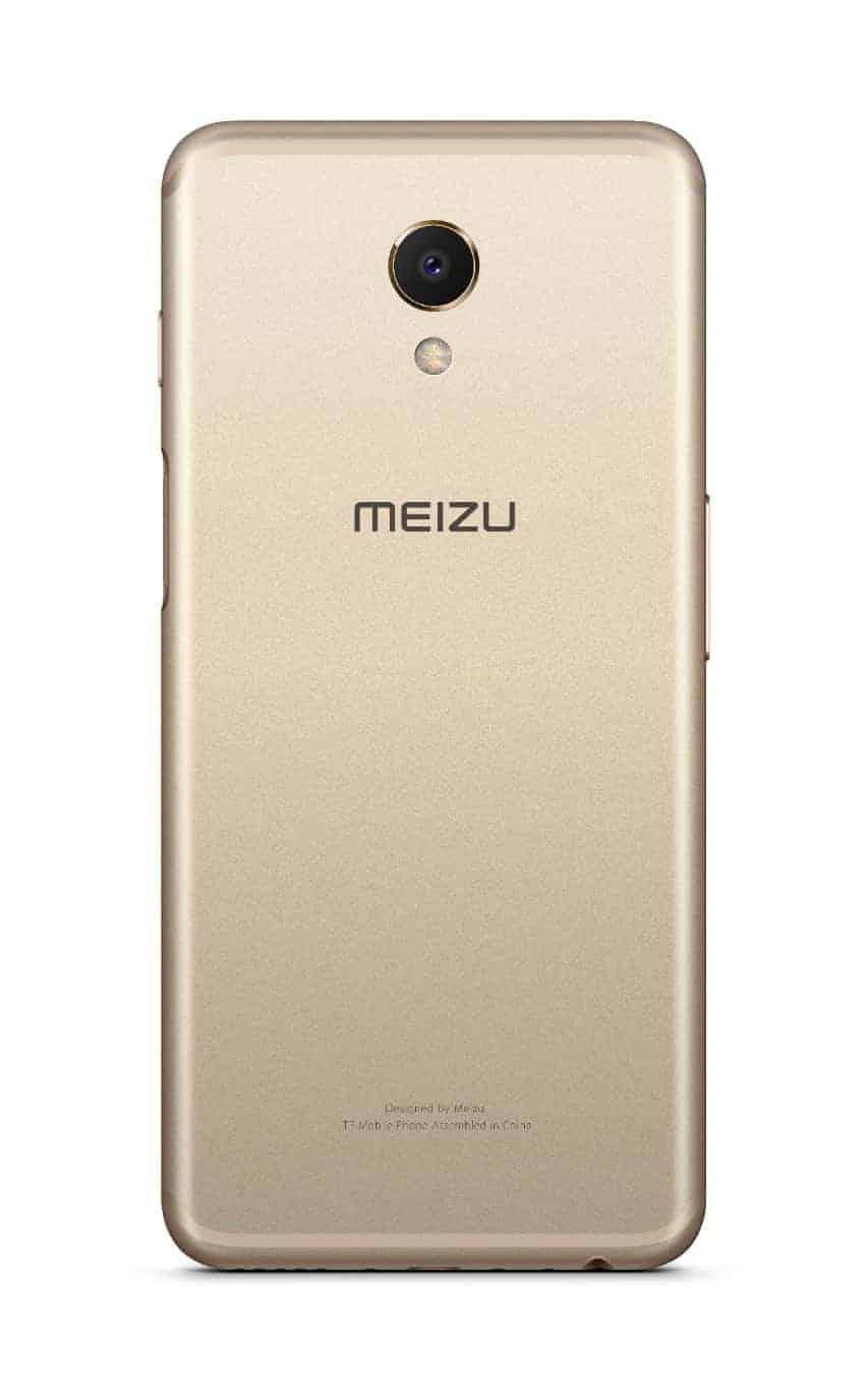 Meizu M6s gold 2