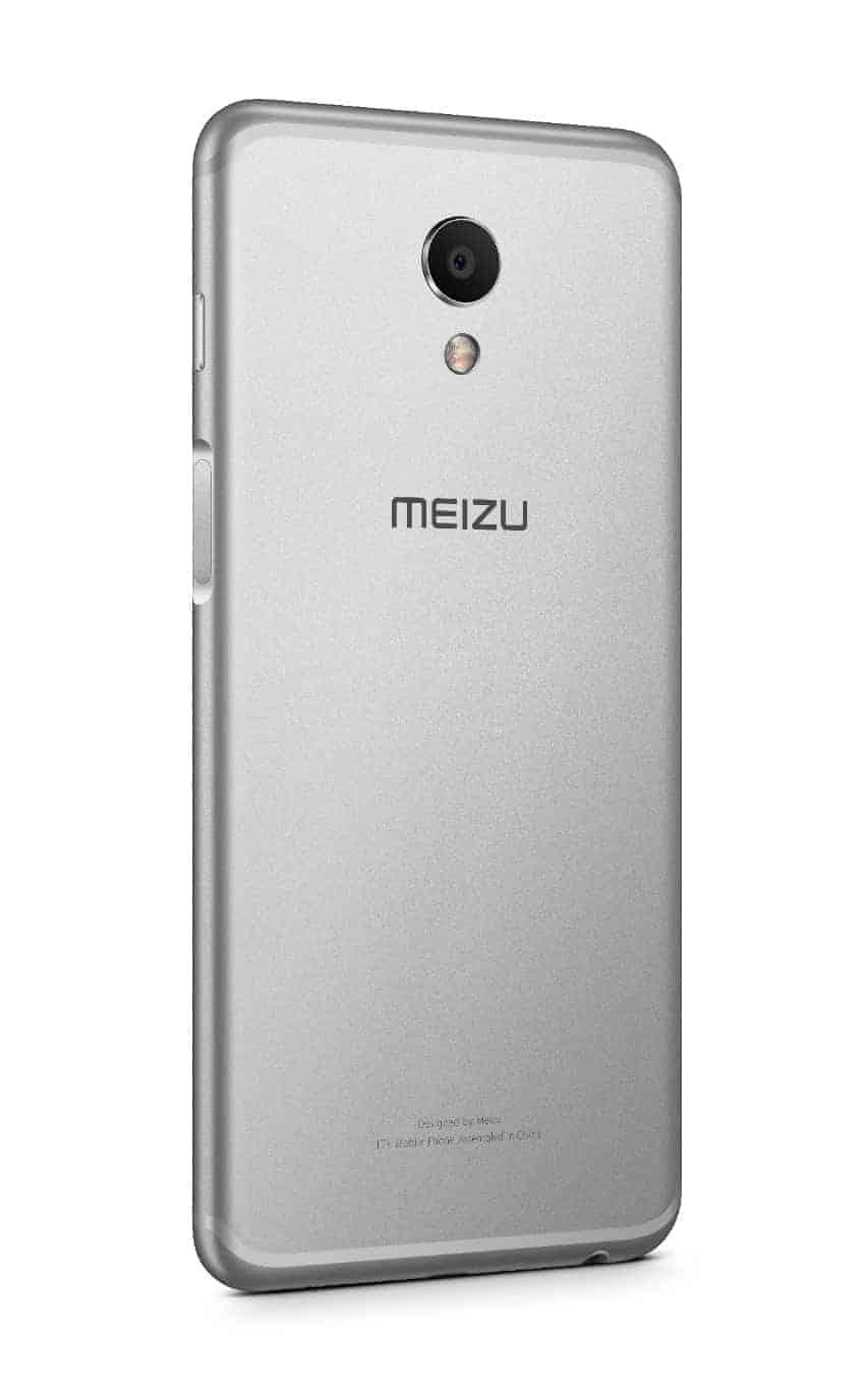 Meizu M6s silver 1