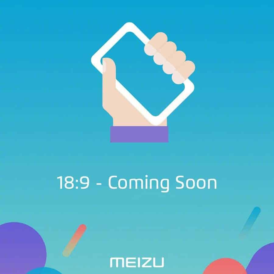 Meizu M6s teaser poster