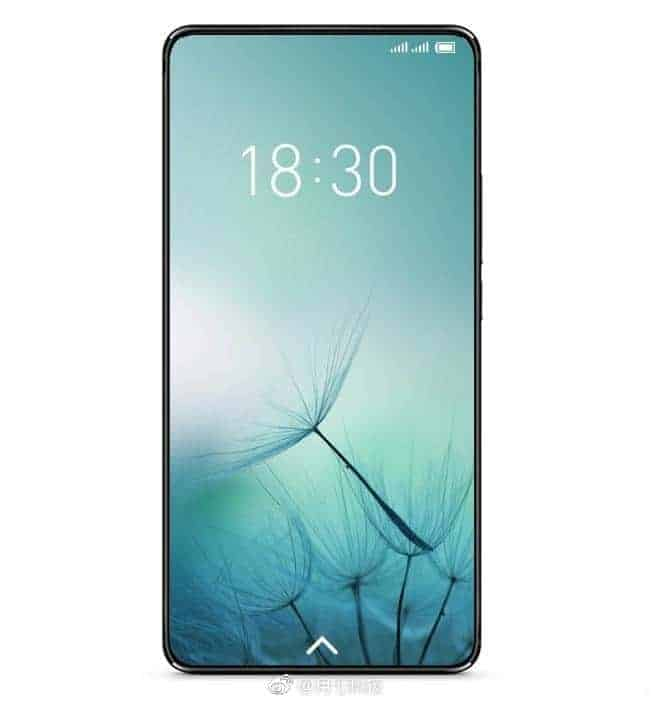 Meizu S Full Screen Phone Coming On Jan 4 Render Leaks