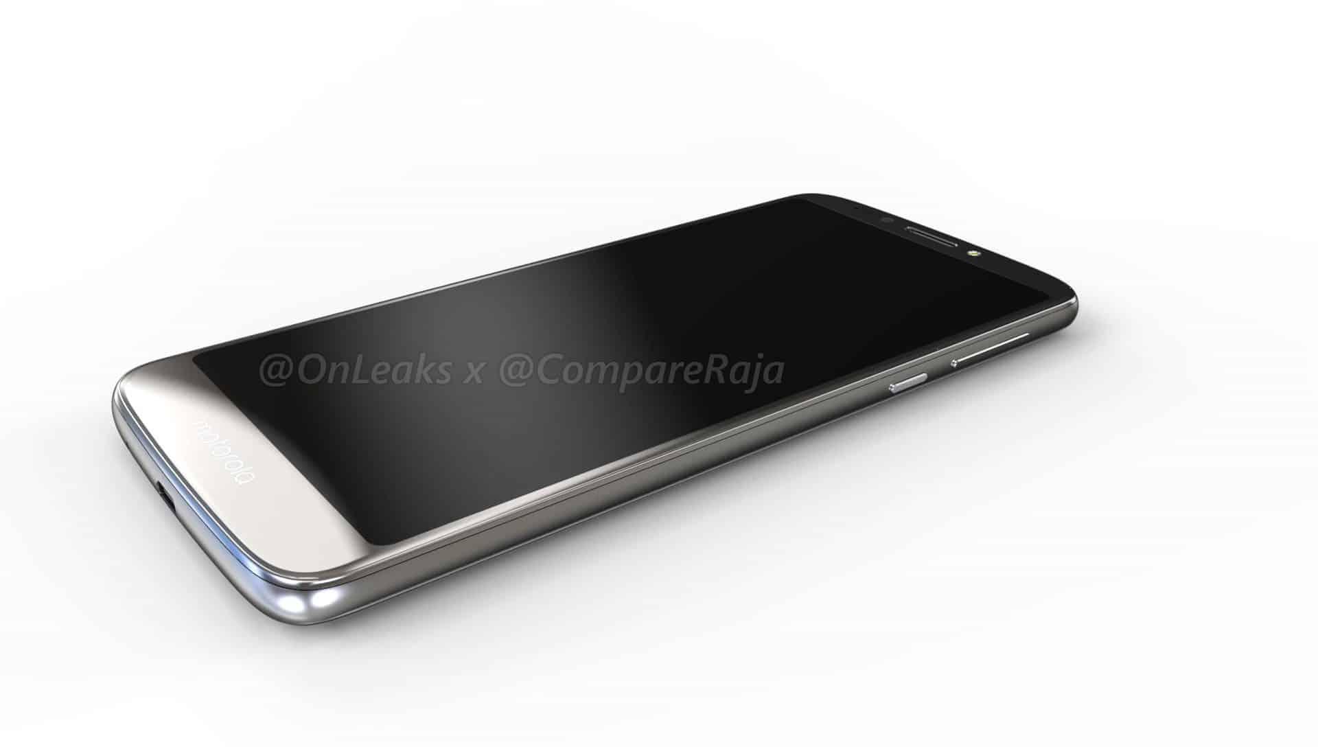 Moto G6 Play Leaked Renders 2