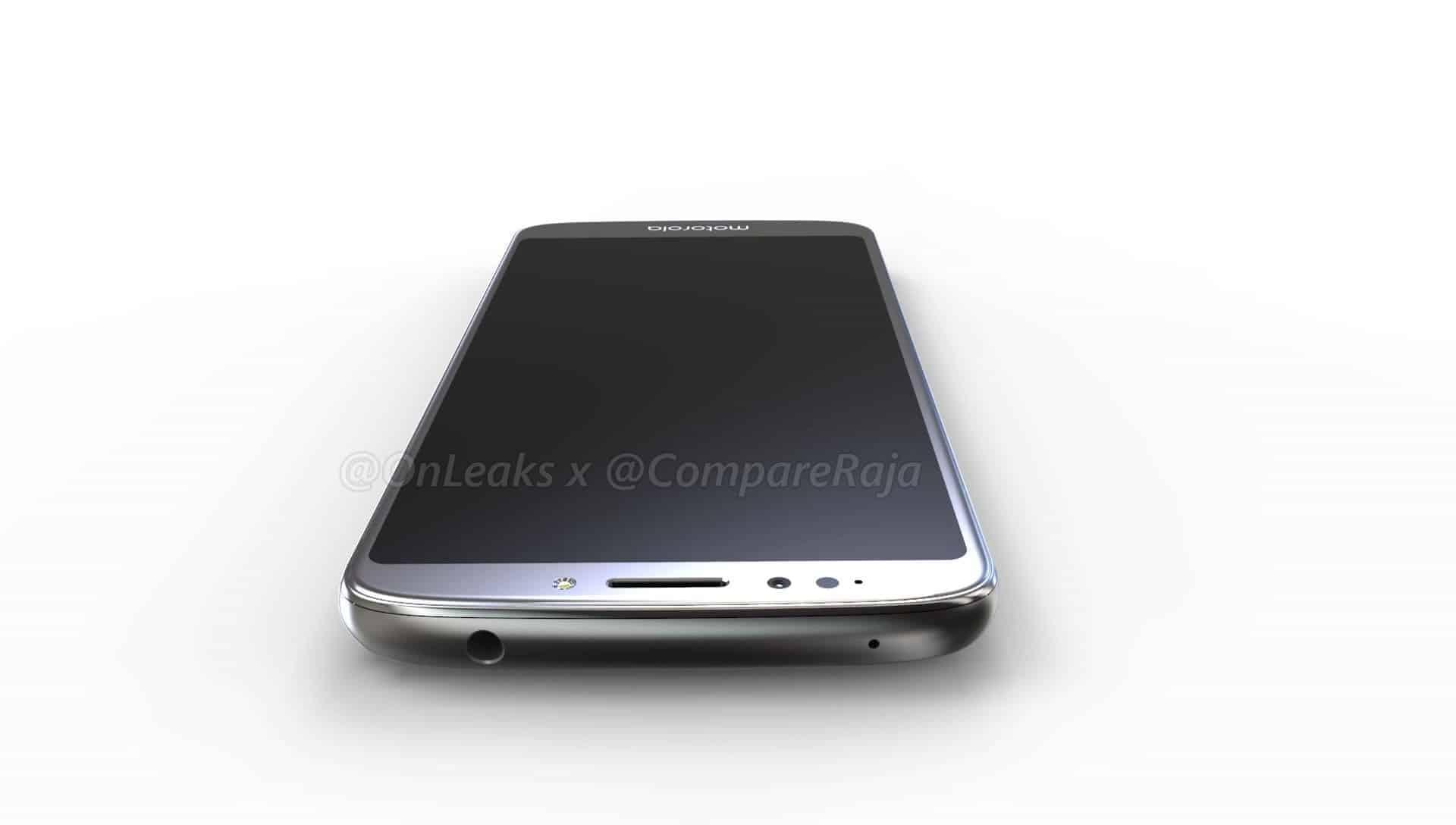 Moto G6 Play Leaked Renders 4