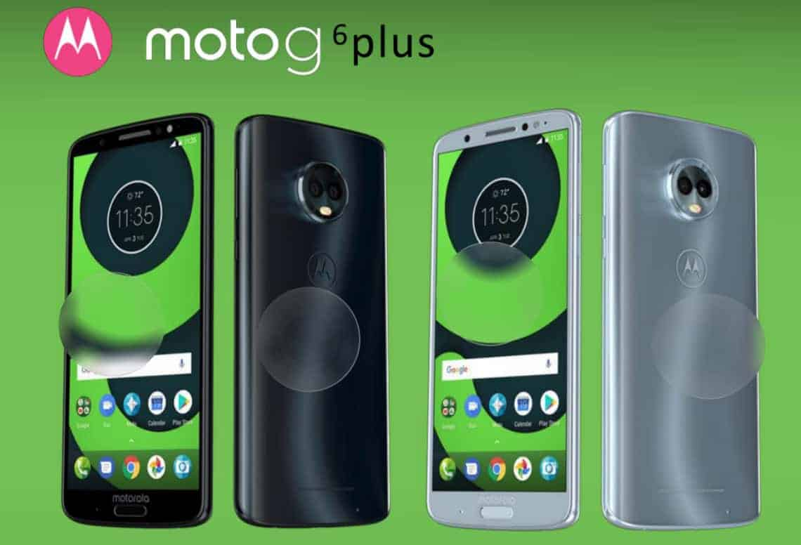 Moto G6 Plus Droid Life