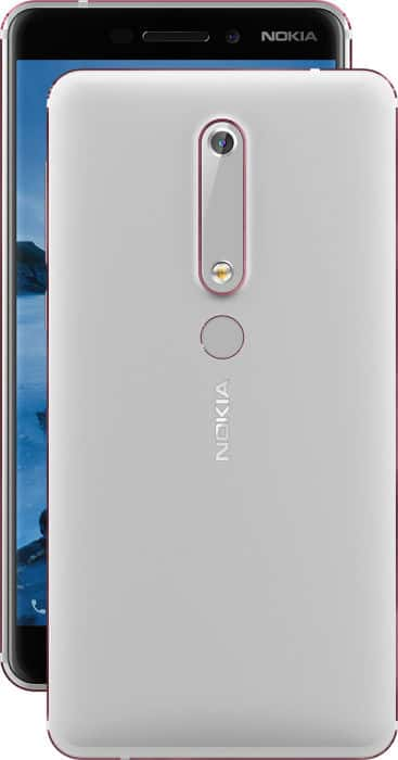 Nokia 6 2018 official image 4