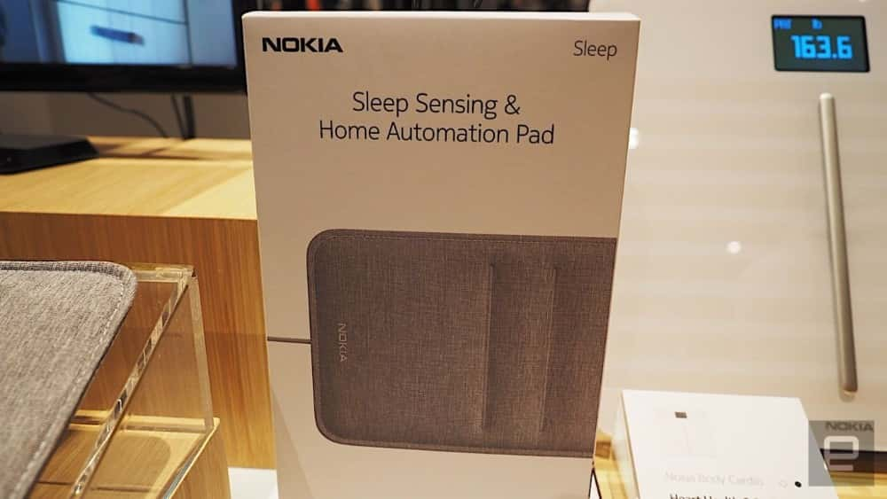 Nokia Sleep CES 2018 from Engadget 04