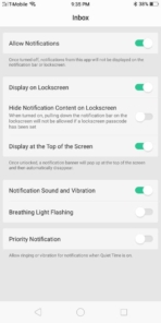 OPPO R11S AH NS Screenshots notifications 2