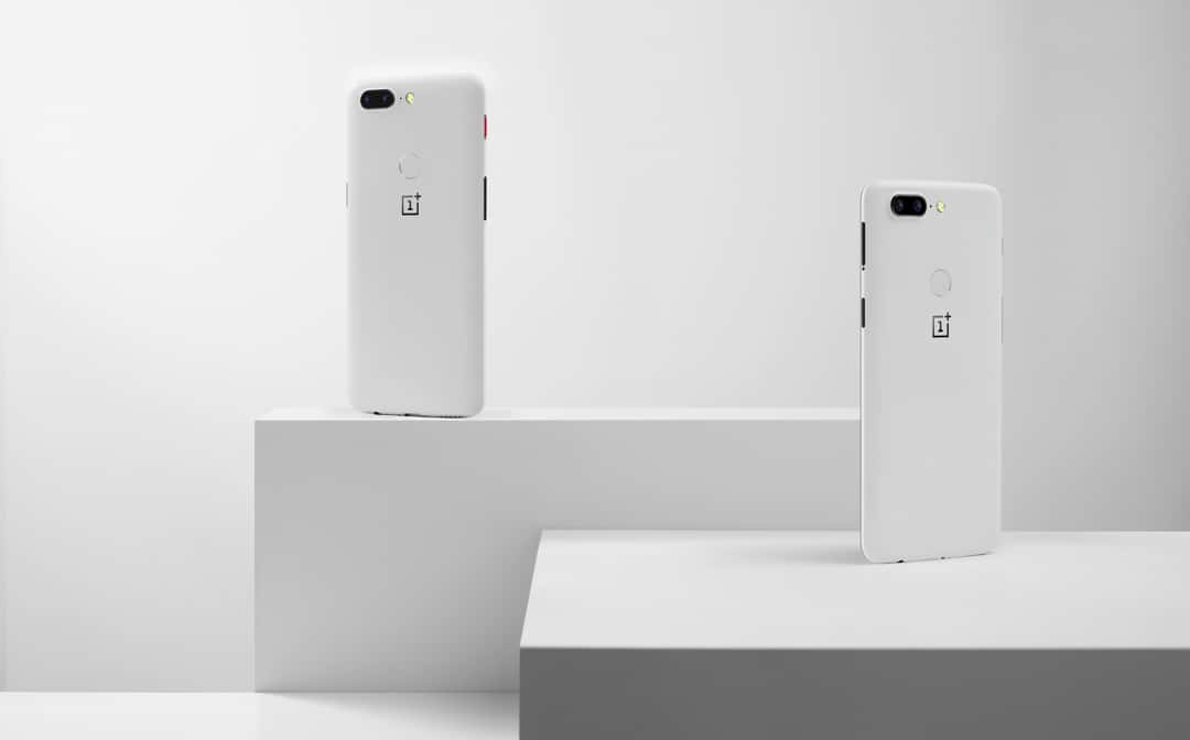 OnePlus 5T Sandstone White Official 3 of 23