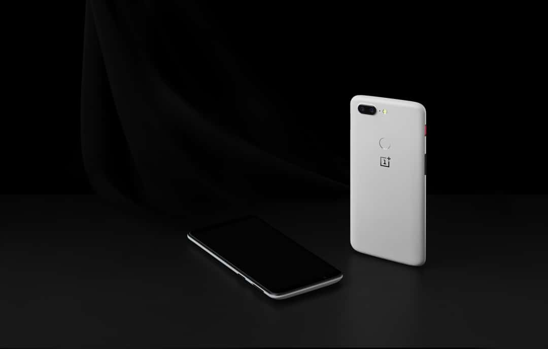 OnePlus 5T Sandstone White Official 6 of 23