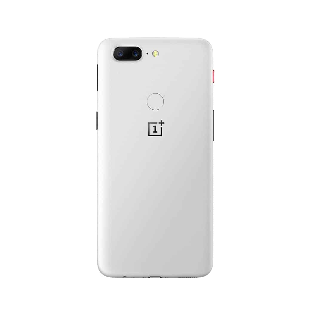 OnePlus 5T Sandstone White Official 7 of 23