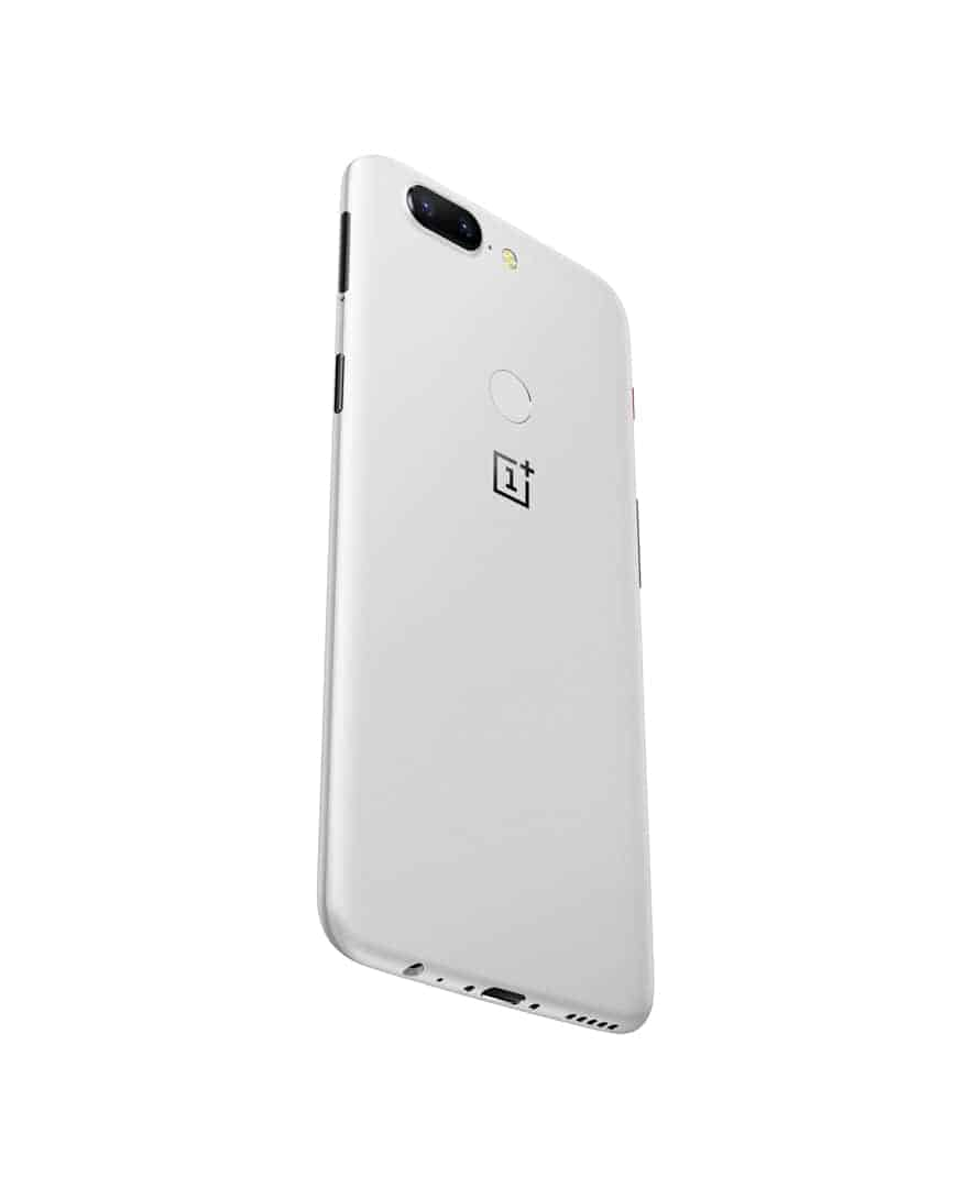 OnePlus 5T Sandstone White Official 9 of 23