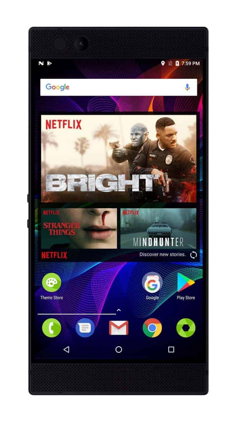 Razer Phone Netflix 1