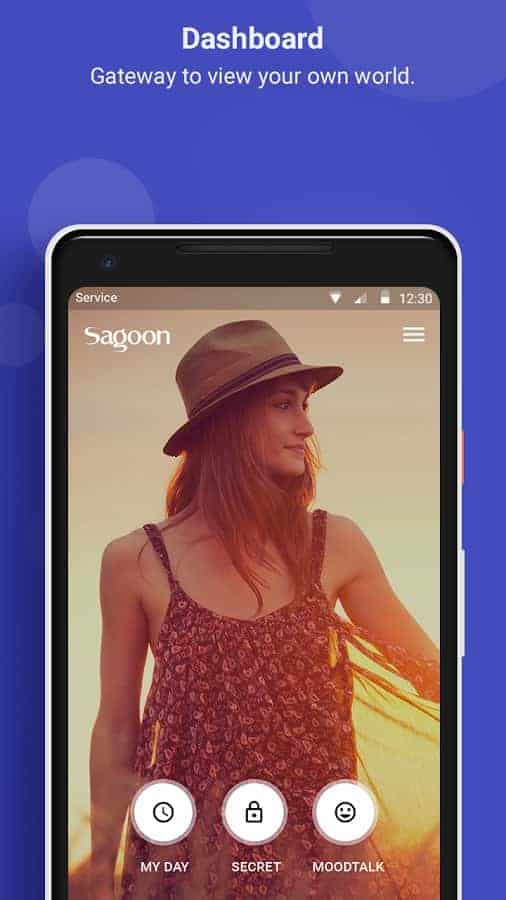 Sagoon Google Play Store Screenshot 01