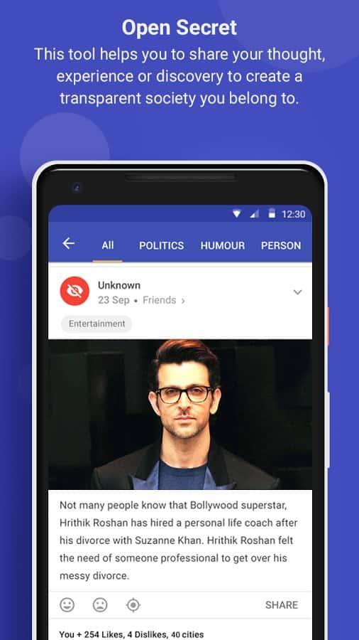 Sagoon Google Play Store Screenshot 05