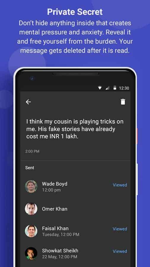 Sagoon Google Play Store Screenshot 06