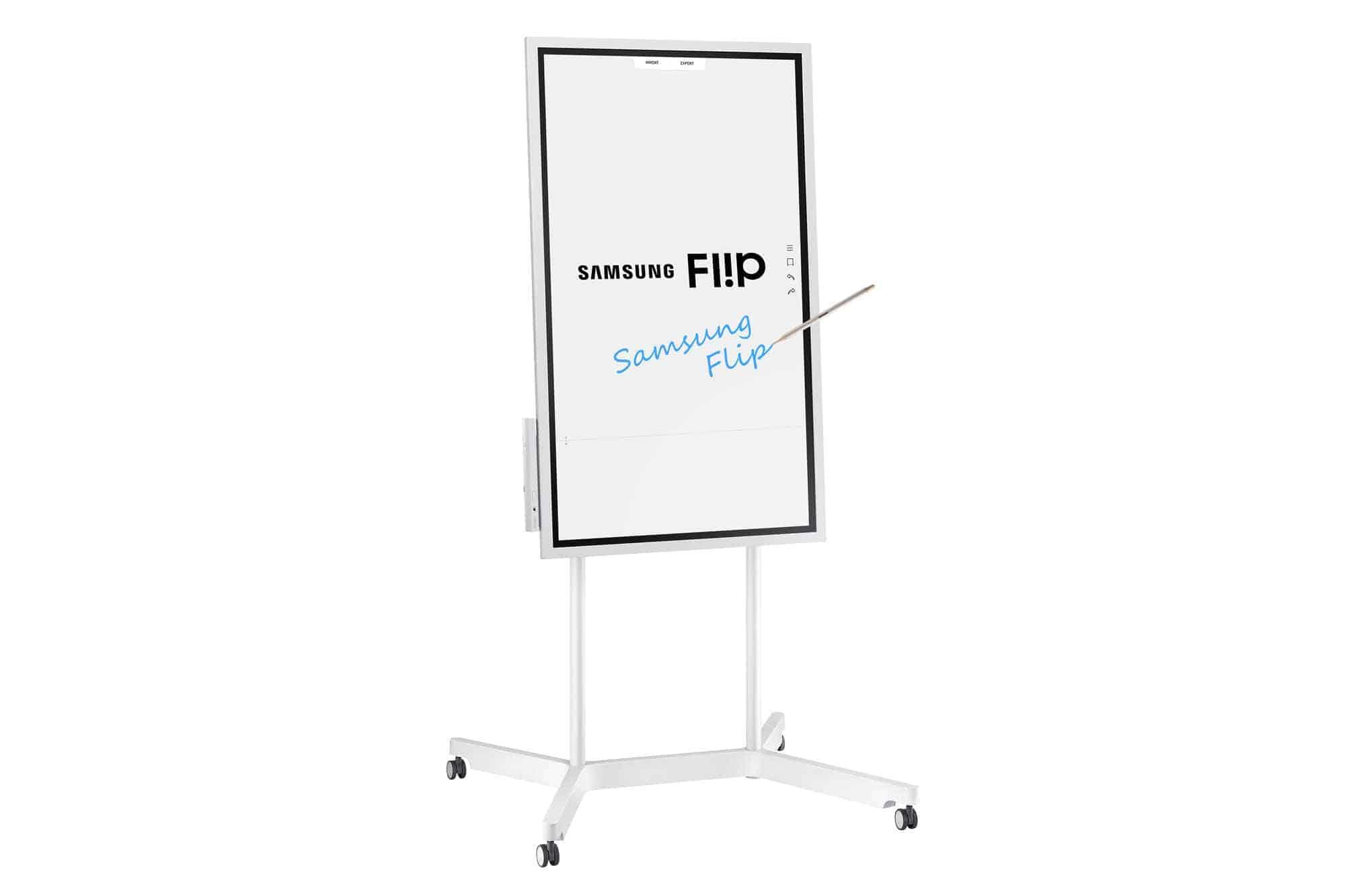 Samsung Digital Flip Chart 2