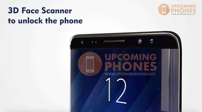 Samsung Galaxy Note 9 Concept from Upcoming Phones 02