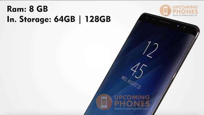 Samsung Galaxy Note 9 Concept from Upcoming Phones 05