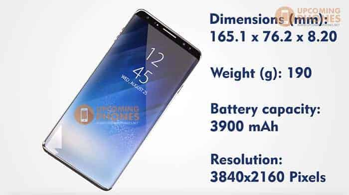 Samsung Galaxy Note 9 Concept from Upcoming Phones 06