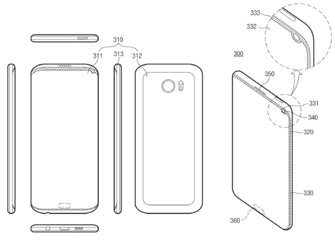 Samsung International Patent Filing PCT KR2017 007043 03